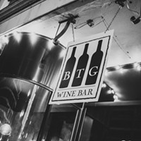 Wine Wednesday: Sommelier Selections Wine Dinner @ BTG