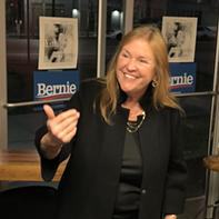 Exclusive: <i>City Weekly</i> Talks to Jane Sanders