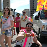 Utah Pride Festival 2015: Sunday, June 7 (Parade Photos)