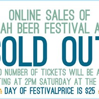 Utah Beer Festival 2015