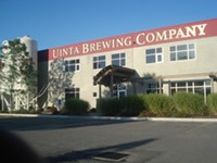 Uinta Brewhouse Pub and Grill in Salt Lake City