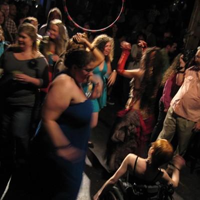 Underground Gypsy Cabaret: 4/13/12