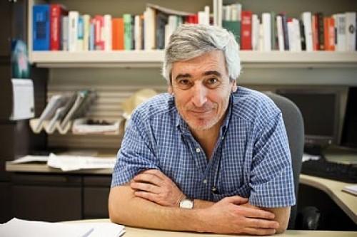 University of Utah professor Cihan Bilginsoy - ERIK DAENITZ