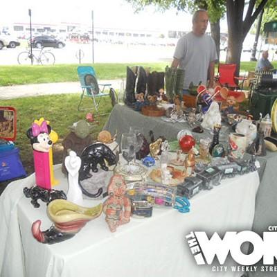 Urban Flea Market (7.31.11)