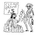 Urine Trouble