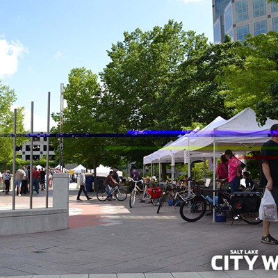 UTA Bike Bonanza (5.18.12)