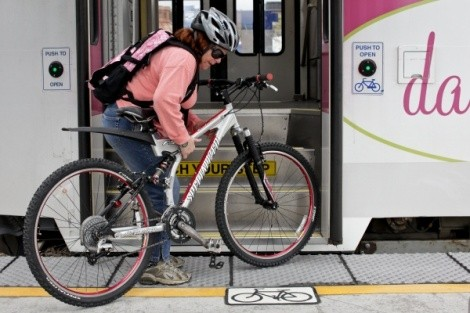 UTA makes long-distance biking a snap - ERIK DAENITZ