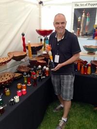 Utah Arts Festival 2014: Robert Wilhelm