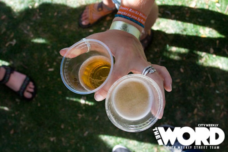 Utah Beer Festival by The Word (9.11.10)