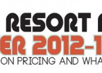 Utah Resort Report Winter 2012-13