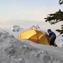 Utah Winter Camping