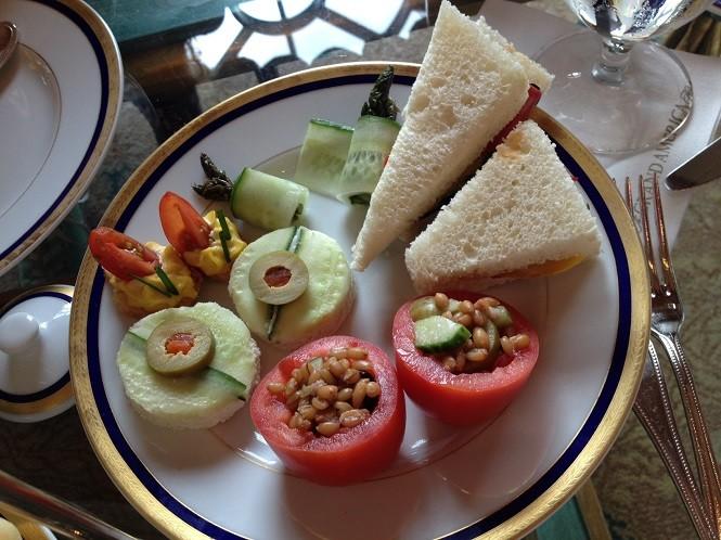 Vegetarian options - AMANDA ROCK