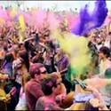 Video on Holi Festival of Colors from Utah tourism vlog