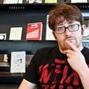 Wes Sadler, co-publisher of <em>Chiaroscuro</em>