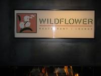 Wildflower Restaurant and Lounge at Snowbird