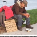 Will the homeless be hassled?