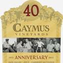 Wine Wednesday: Caymus @ 40