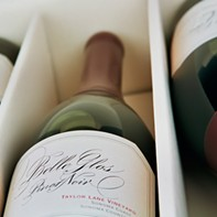 Wine Wednesday: Caymus & Wagner Family of Wine Dinner