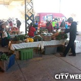 Winter Farmers Market 11.9.13