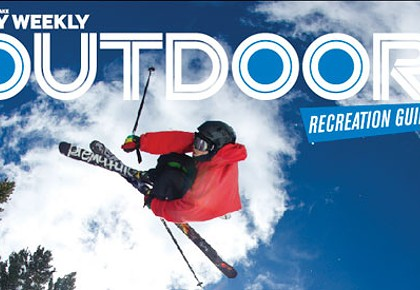 Winter Outdoor Recreation Guide 2014-15