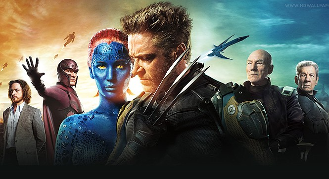 X-Men: Days of Future Past (Fox)