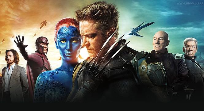 X-Men: Days of Future Past (Fox)