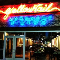 Yellowtail Japanese Bistro