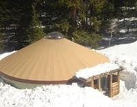 Yurt at Solitude
