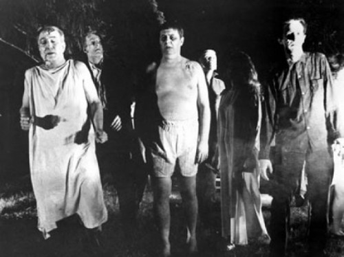Zombies - NIGHT OF THE LIVING DEAD
