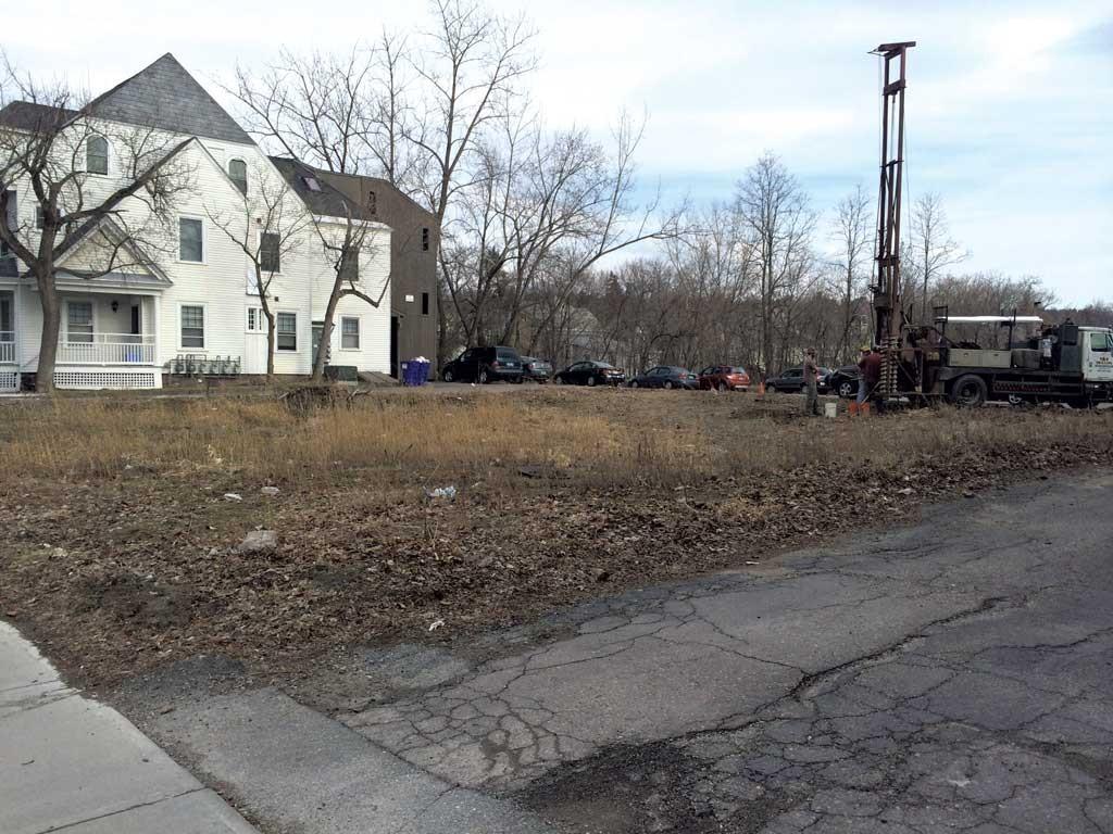 247-249 Pearl Street, site