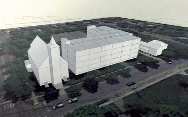 289-305 Flynn Avenue, plans