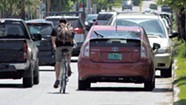 WTF: Why is there an intermittent bike lane on Burlington's North Avenue?