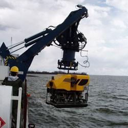 A Greensea underwater vehicle