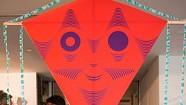 A Kite Exhibit in Burlington Presents Lofty Notions