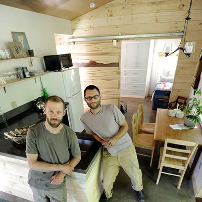 A Montpelier Tiny House
