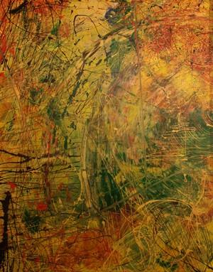 COURTESY OF ARTHUR ZORN - A painting by Arthur Zorn