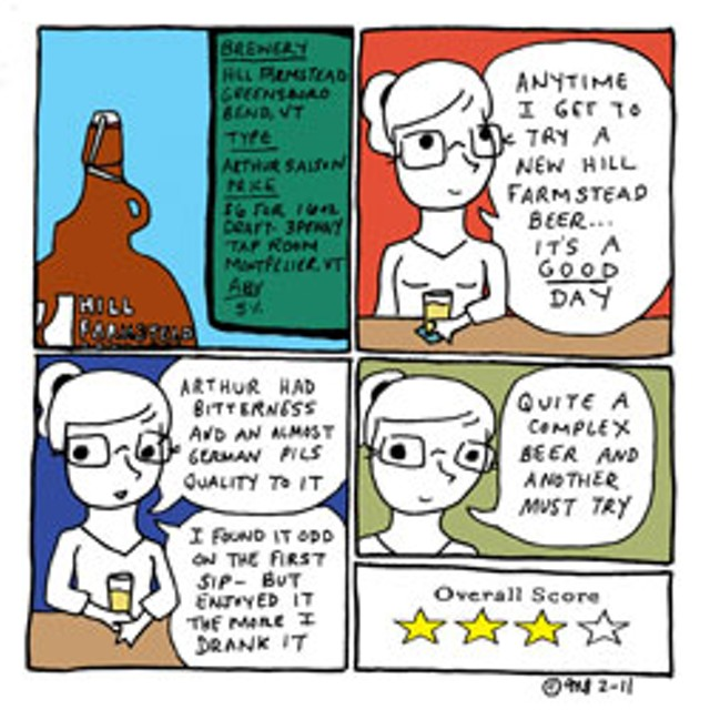 """A """"Pints and Panels"""" review"""