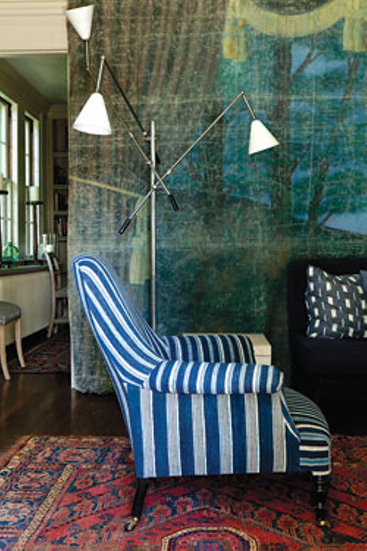 Burlington raised billy cotton is a rising star of home design a room in the cotton home arubaitofo Images