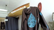 A Vermonter Brings Eco-Conscious Clothing to the Adirondacks