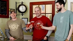 After winning Seven Days' Vermont Brew Bracket in April