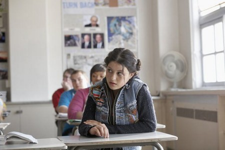 Alia Shawkat in Cherien Dabis' 'Amreeka' - NATIONAL GEOGRAPHIC ENTERTAINMENT