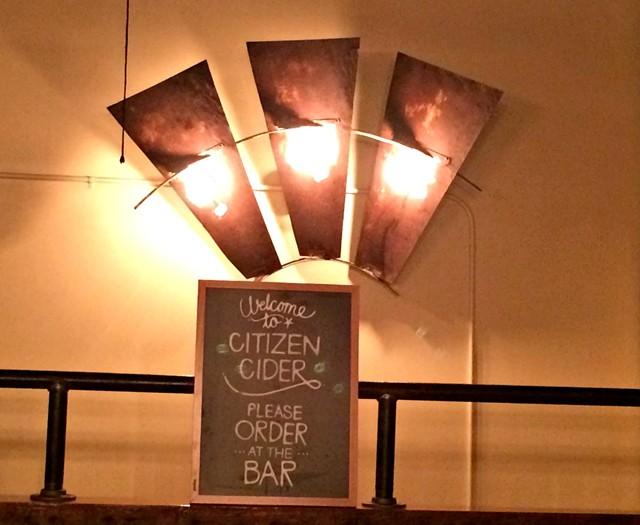 Citizen Cider - ALICE LEVITT
