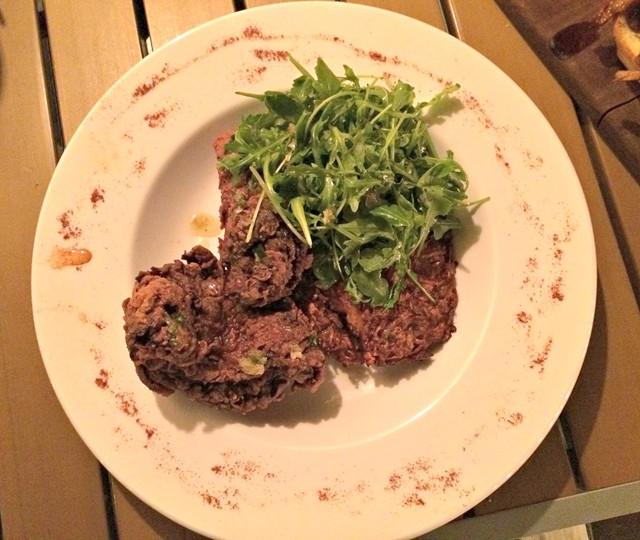 Buttermilk fried chicken plate, $16 - ALICE LEVITT