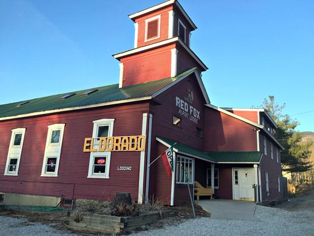 El Dorado Tavern - ALICE LEVITT