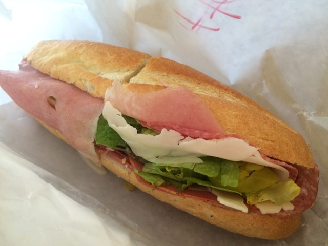 Costello's Tutto Italiano is indeed EVERYTHING - ALICE LEVITT