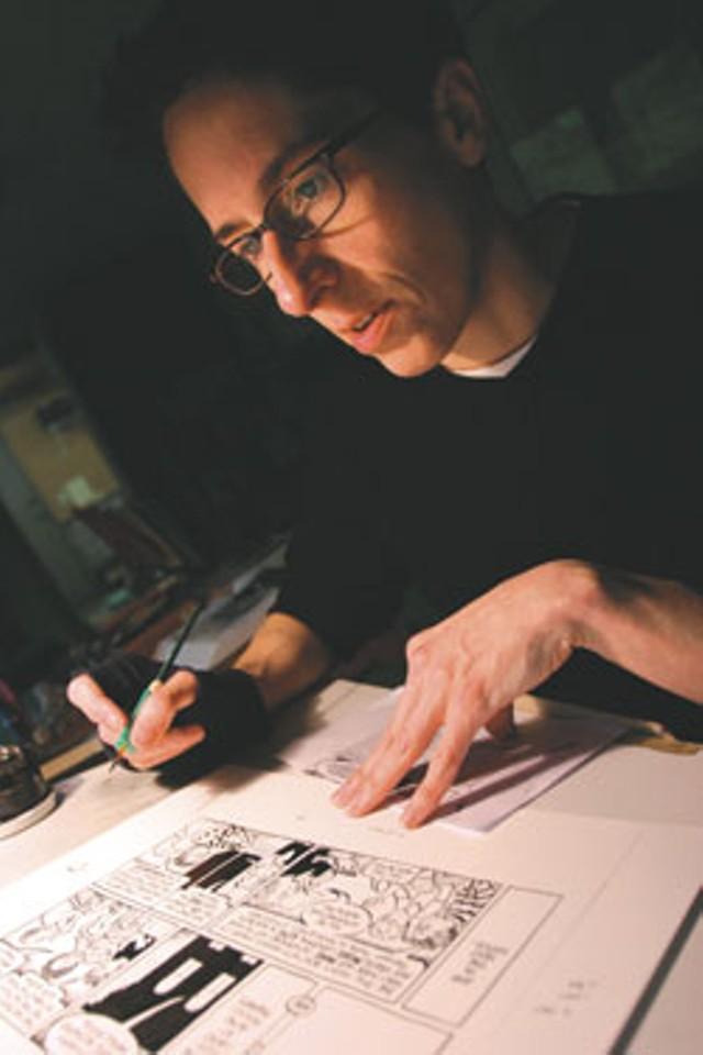 Alison Bechdel - JORDAN SILVERMAN