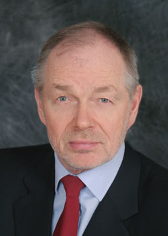 Ambassador Pekka Lintu