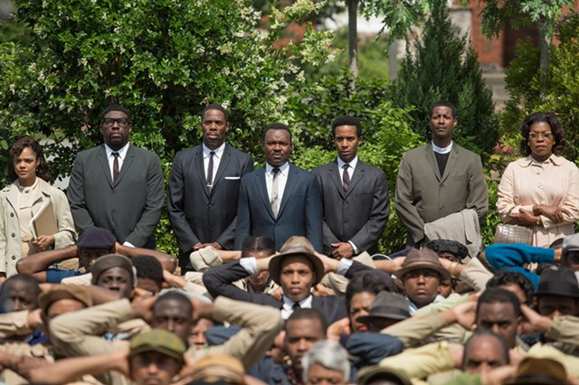American Dream: DuVernay's drama puts MLK in the context of the ordinary heroes who helped realize his vision.