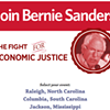 Sanders to Visit Early Presidential Primary State of South Carolina