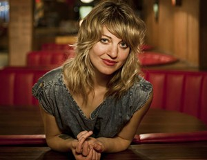 AnaÏs Mitchell - COURTESY OF ANAÏS MITCHELL